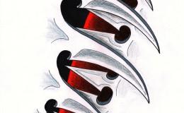 Messer und Haut – Kopie